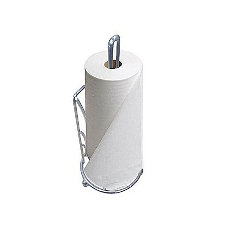 Stainless Steel Serviette Roll Holder/ Kitchen Paper Towel & Napkin Holder