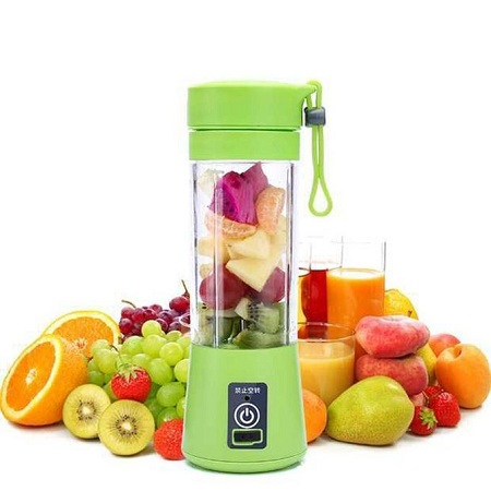 Portable USB Rechargeable Blender/Juicer/Squeezers