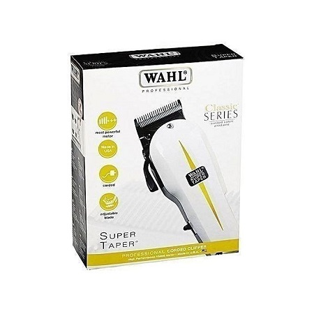 WAHL Super Taper Hair Clipper Classic Series