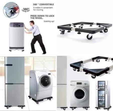 Fridge And Washing Machine Base