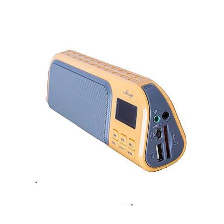 A7 FM Radio, Portable,supports USB & AUX