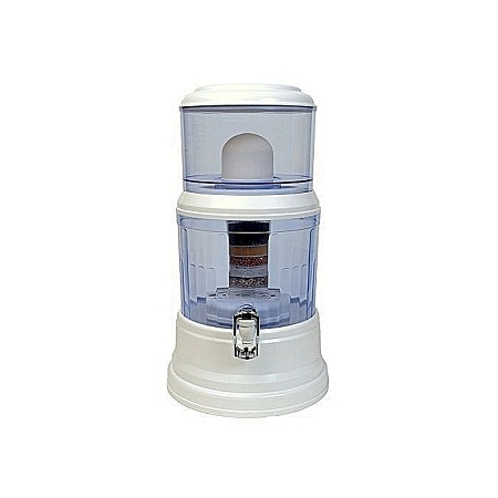 Water Purifier Dispenser - White