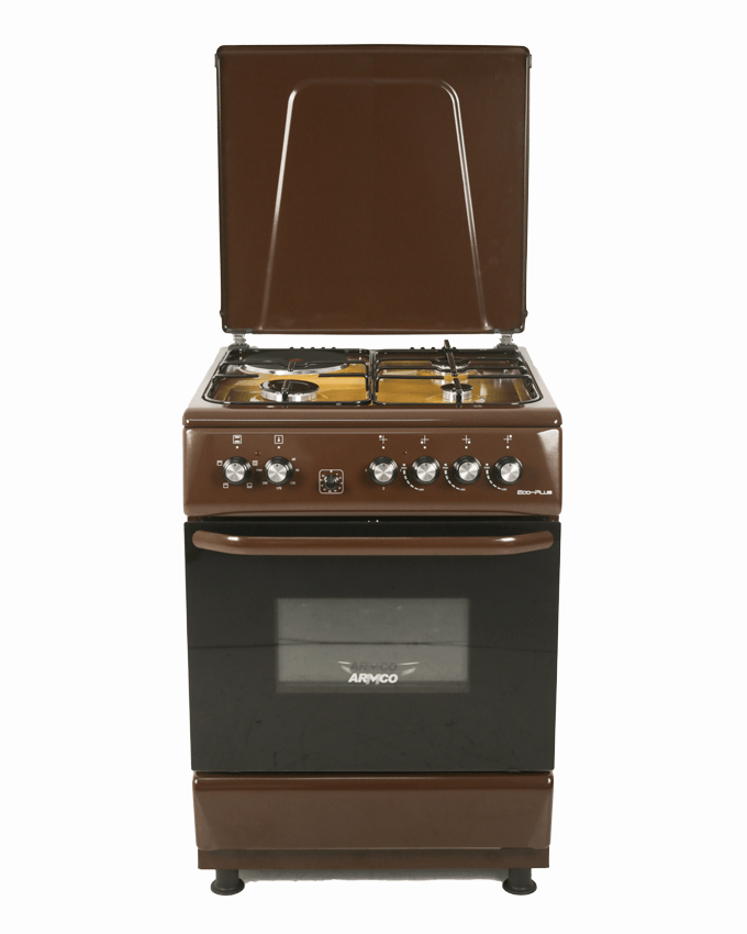 ARMCO GC-F6631PX(TDF) - 3 Gas, 1 Electric, 60x60 Gas Cooker.