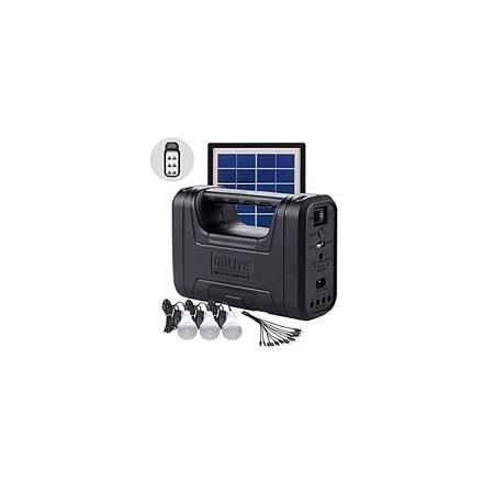 Gdl GD LITE GD 8017 A Solar Lighting System