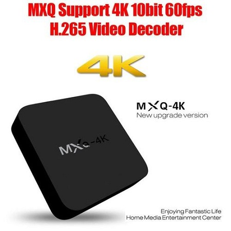 GENERIC OXG ANDROID 7.1 TV BOX