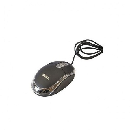 GENERIC WIRED MINI BLACK MOUSE