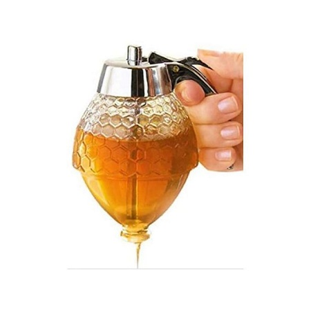 Generic Clear Honey Dispenser /liquid Dispenser