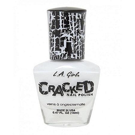 L.A.  Girl Cracked - Cracked Polish
