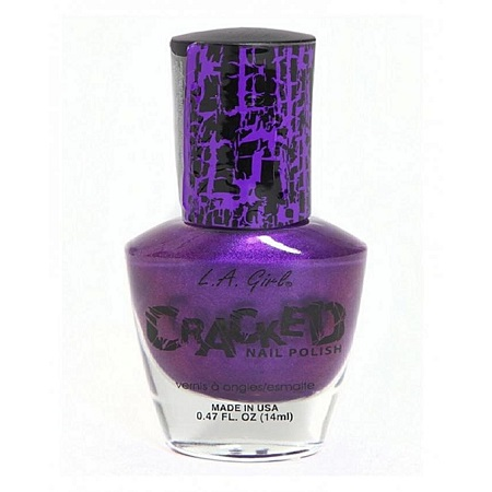 L. A. Girl Fracture - Cracked Polish
