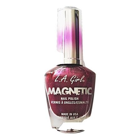 L.A. Girl Magnetic Nail Polish - Magnetized