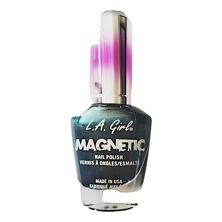 L. A. Girl Magnetic Nail Polish - Magnetic Field