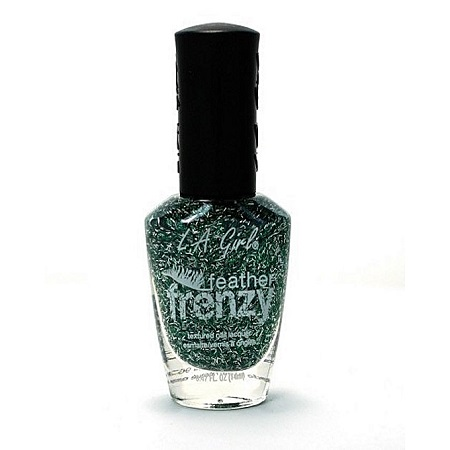 L. A. Girl Feather Frenzy Nail Polish - Parrot