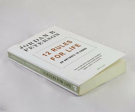 12 Rules For Life: An Antidote To Chaos(Physical Book)