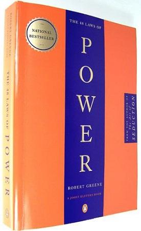 48 Laws Of Power - Robert Greene (Physical Book)
