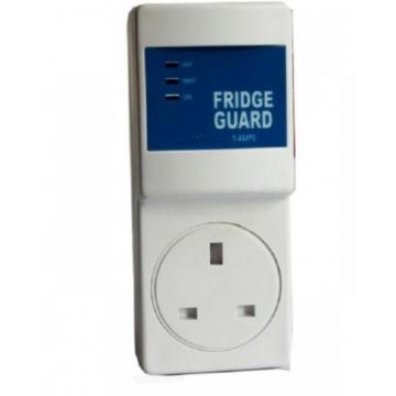 Fridge Guard-Voltage Stabilizer- White.