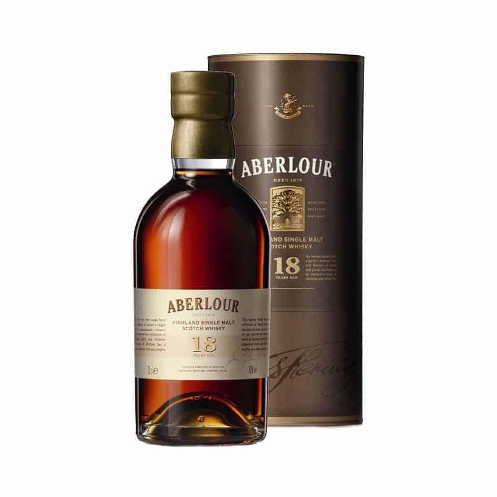 Aberlour 18 Year Old Scotch Whisky - 700ML