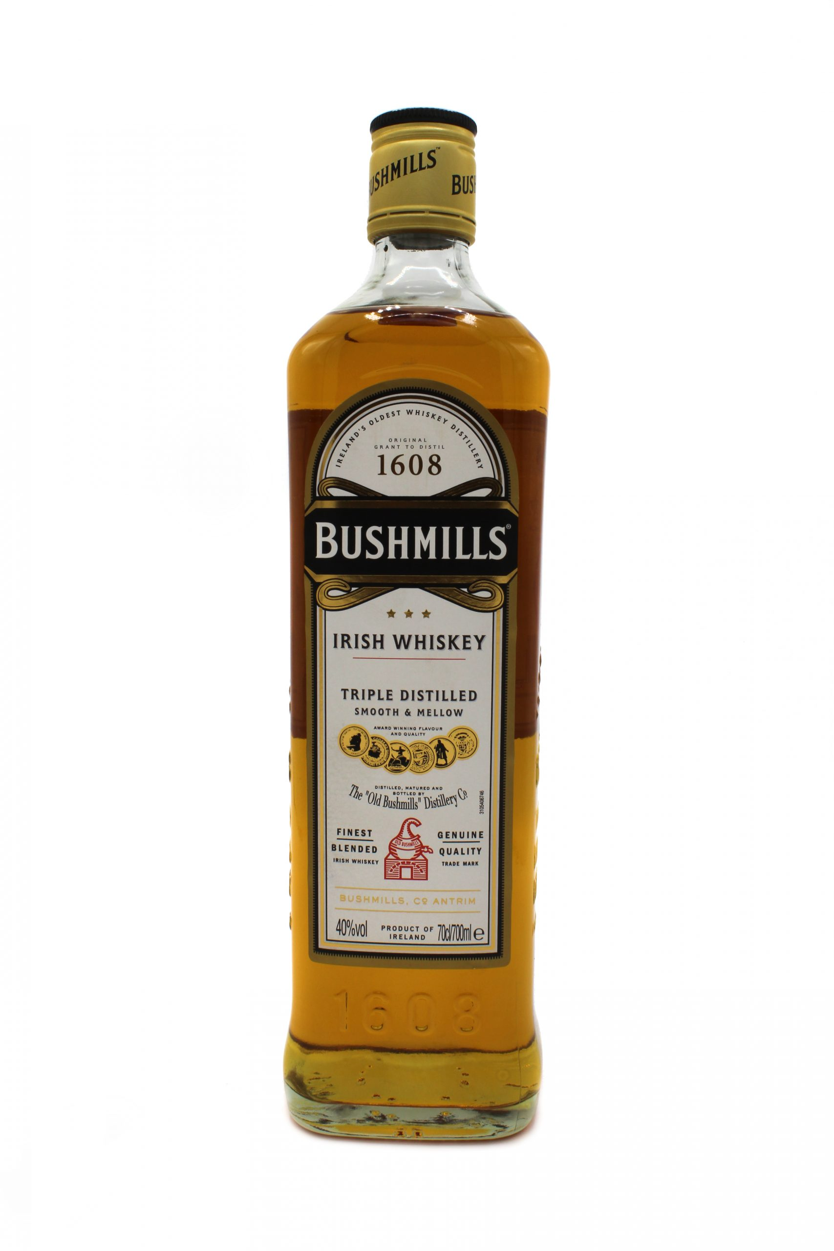 Bushmills Original Irish Whiskey - 700ML