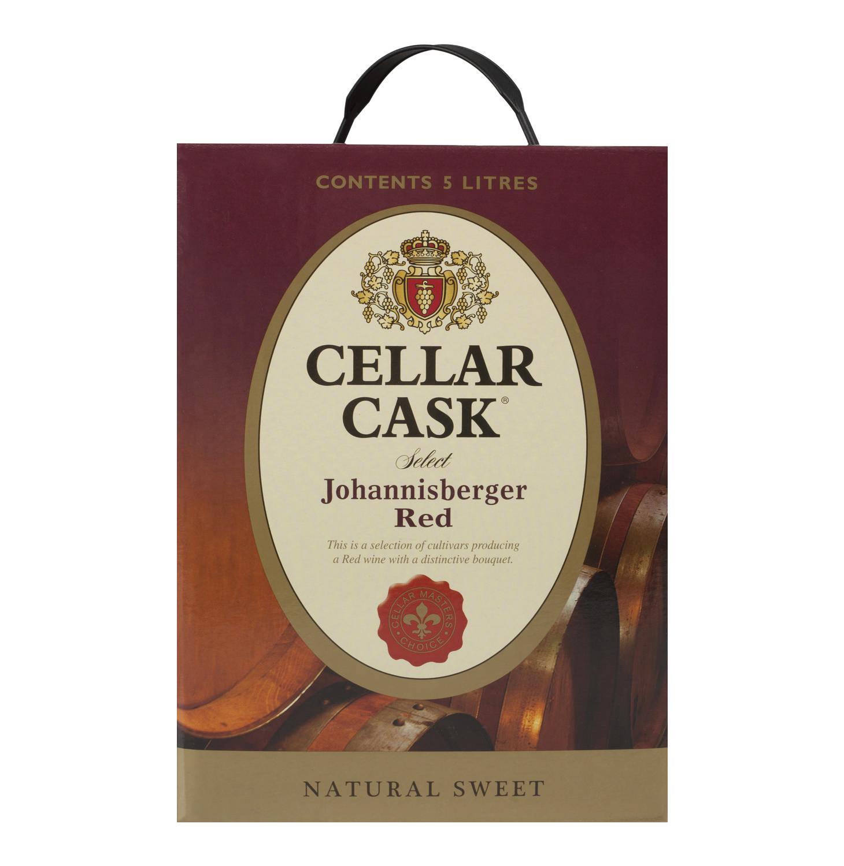 Cellar Cask Sweet Red Wine 5000ML