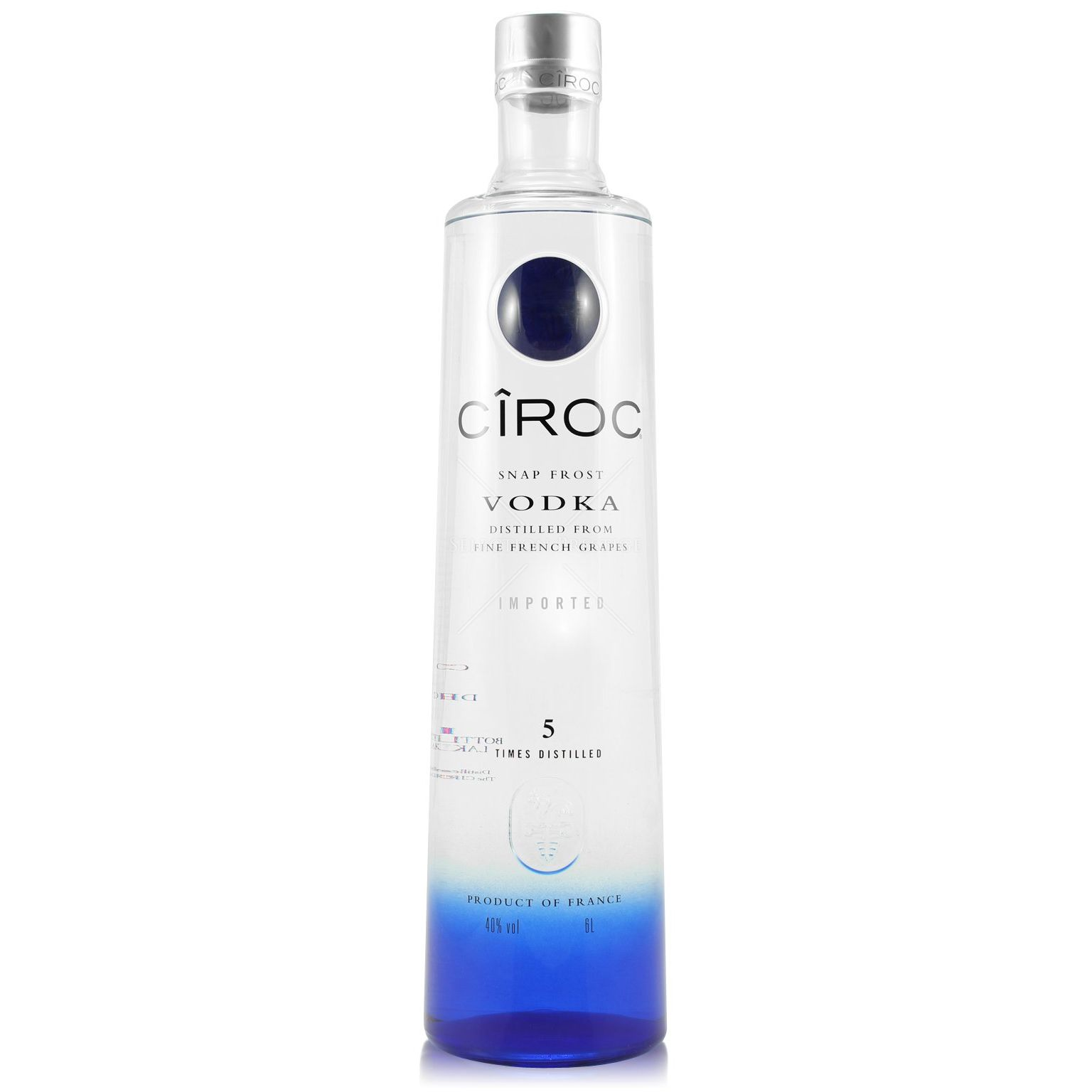 Cîroc Vodka Snap Frost 1L