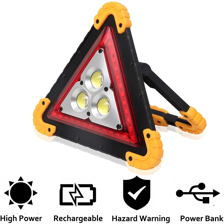 Multifunctional Hazard Lamp Digital Life Saver