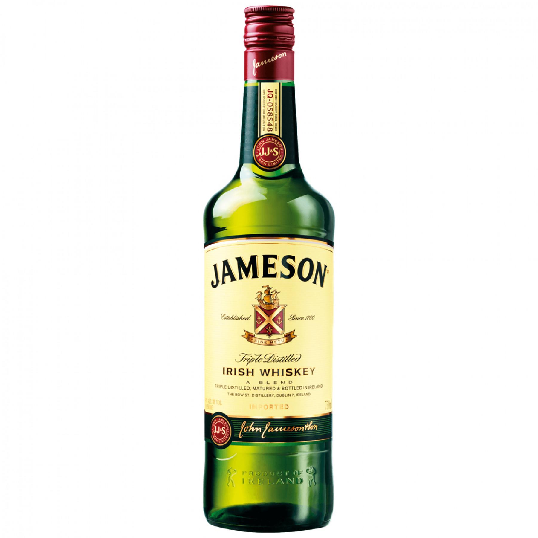 Jameson Blended Irish Whiskey - 750ML