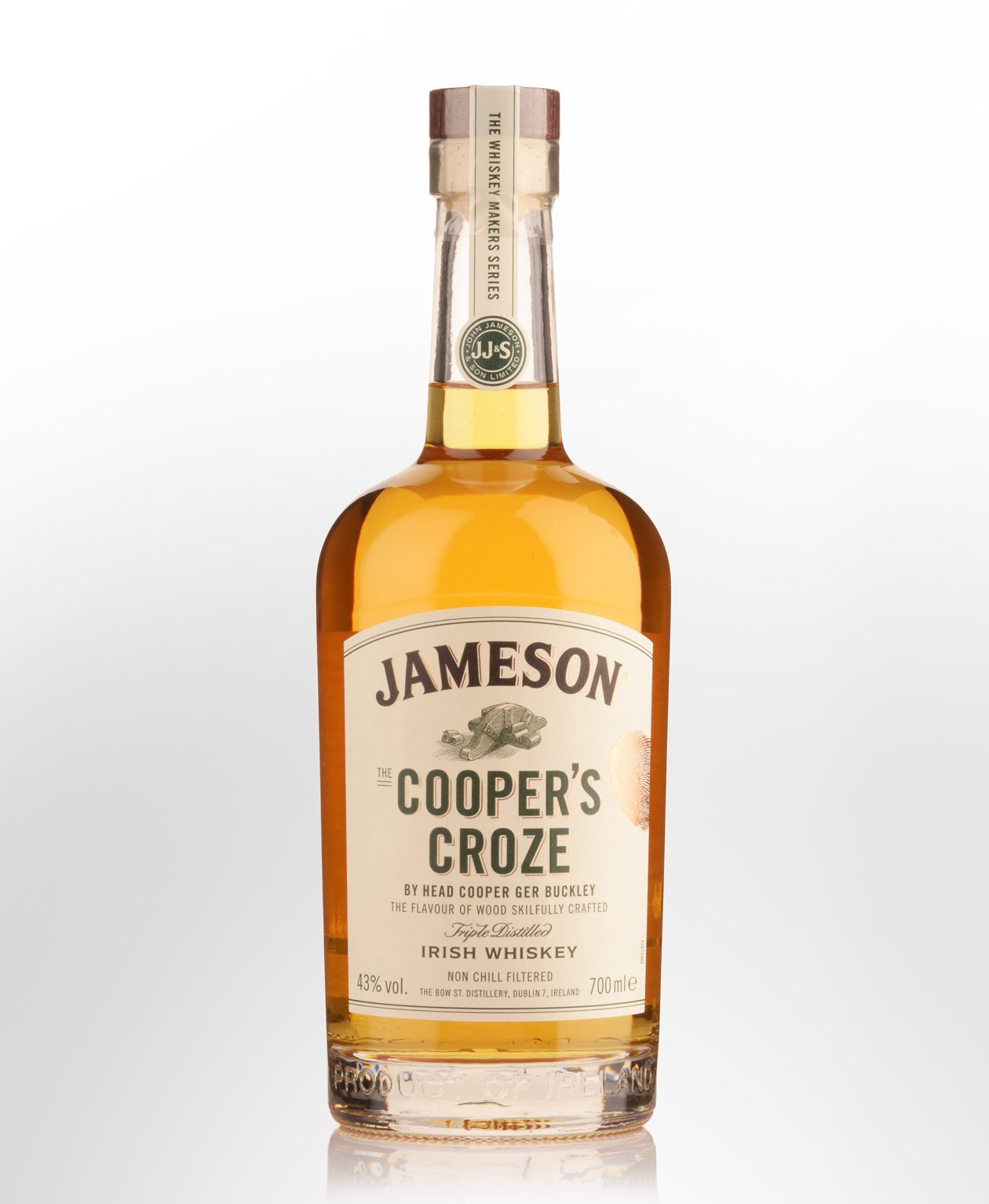 Jameson Whiskey Makers Cooper's Croze 750ML