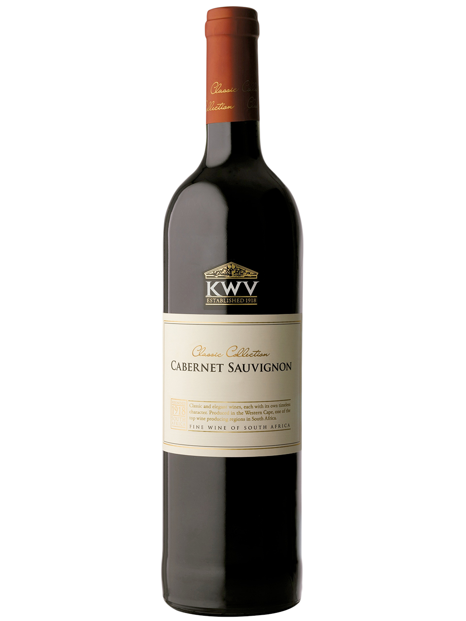Kwv Classic Shiraz Wine 750ML
