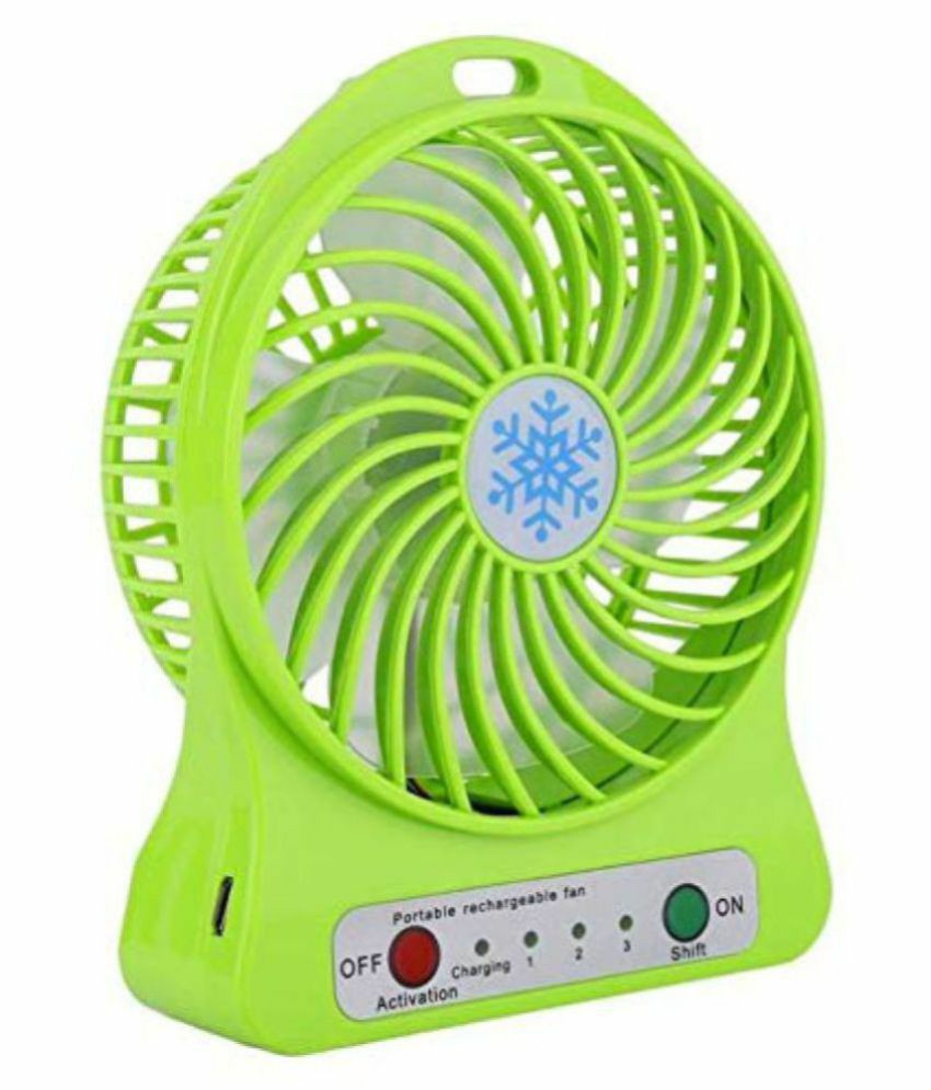 Portable USB Electric Cooling Fan