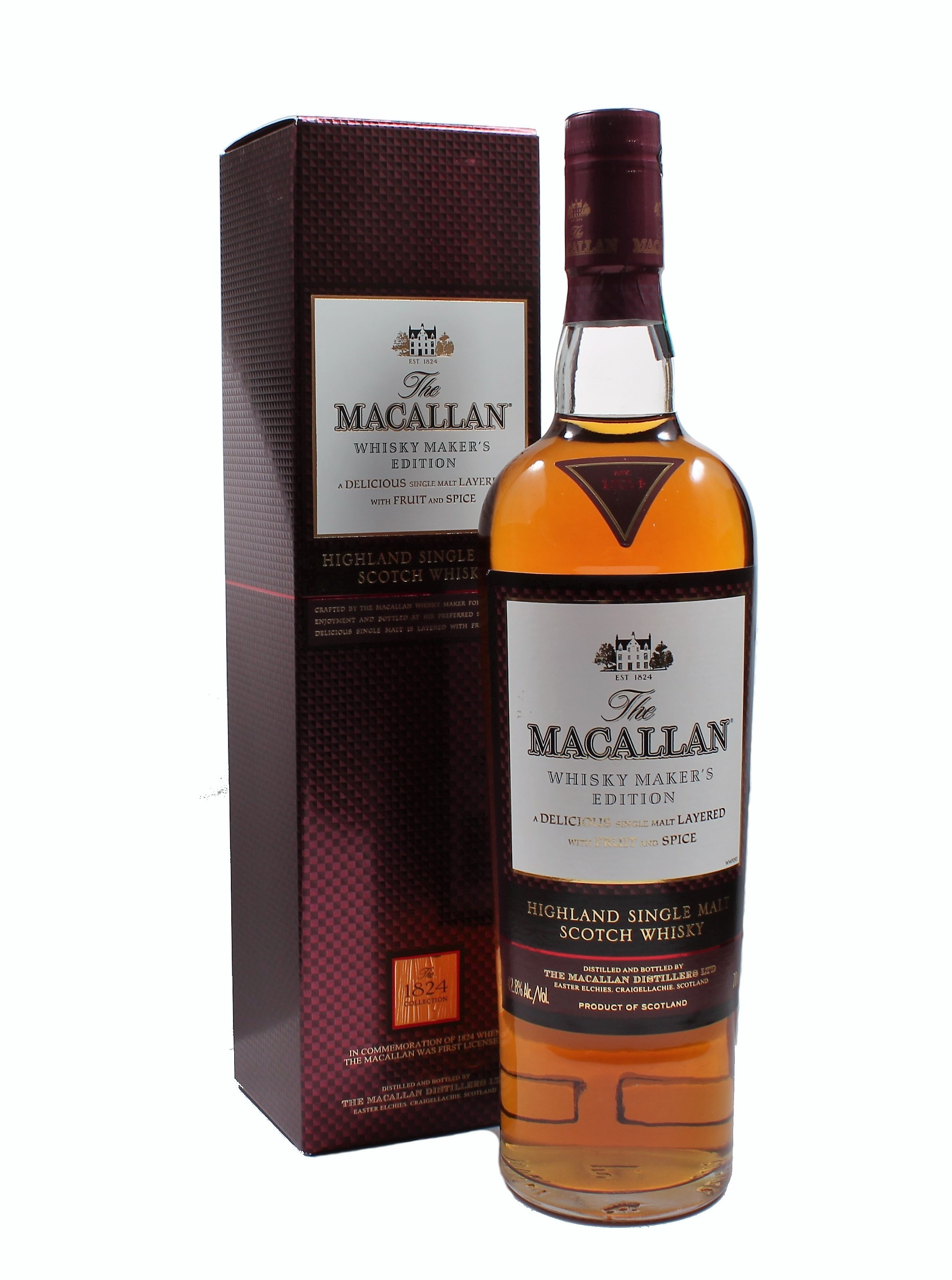 The Macallan Whisky Maker's Edition 700ML