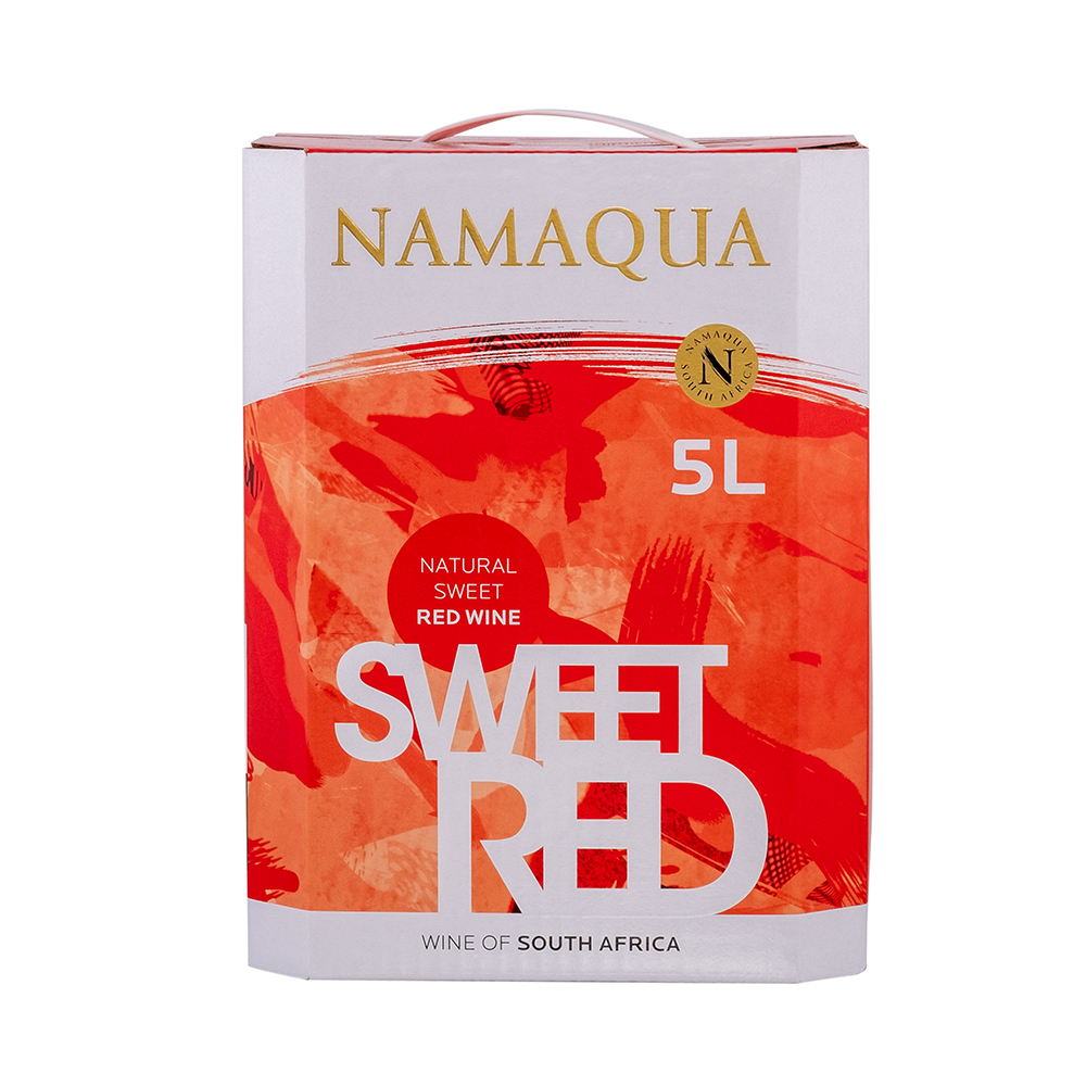 Namaqua Sweet Red Wine 5000ML