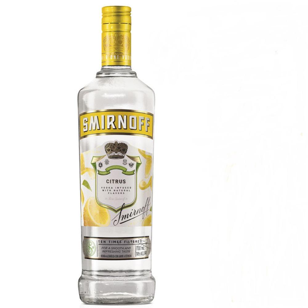 Smirnoff Citrus Vodka 1L