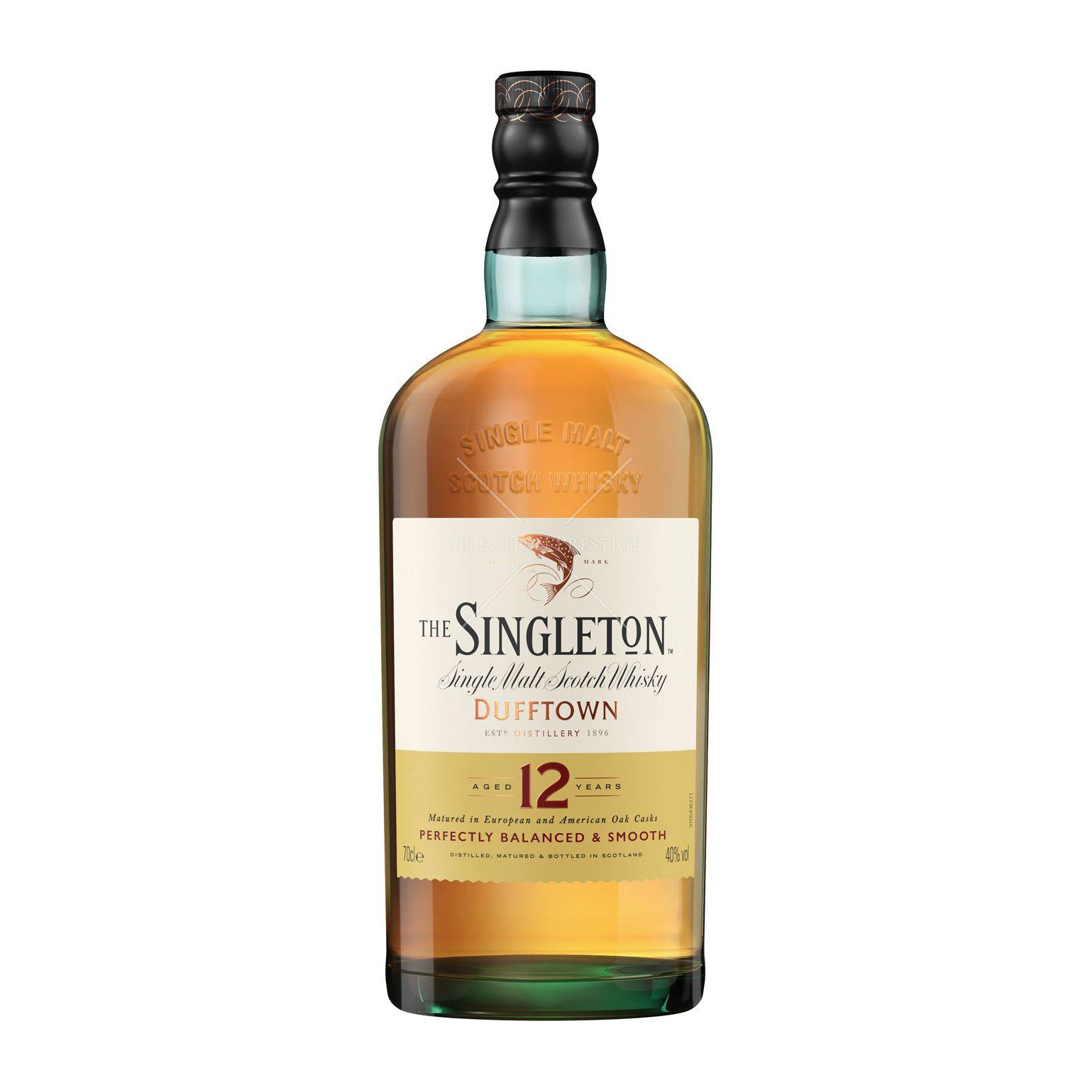 Singleton Dufftown 12 Year Old Whisky