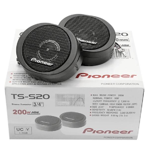 Pioneer TS 520 Tweeter Speaker
