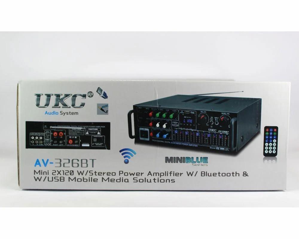 UKC Stereo Power Amplifier PA-326BT