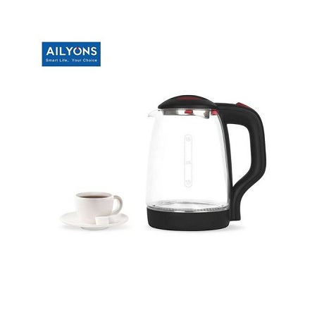 AILYONS Electric Cordless Kettle