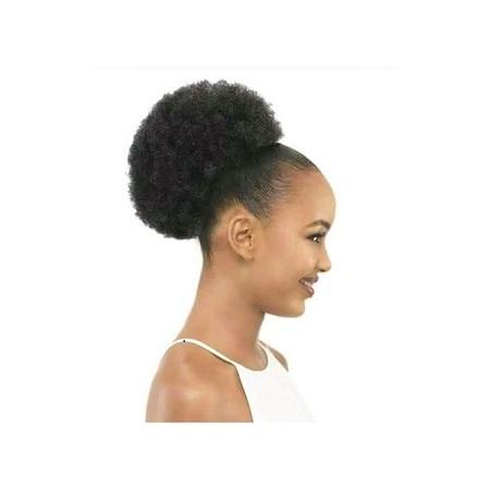 Afro Hair Bun Extension