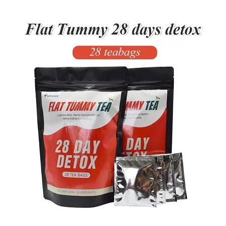 Flat Tummy Tea Flat Tummy Detox Tea