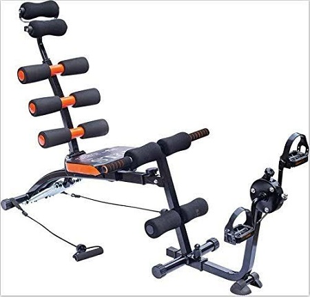 Wonder Core 6 Pack Care Exercise Machine With Pedals