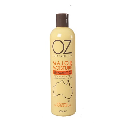 OZ Botanics Major Moisture Shampoo