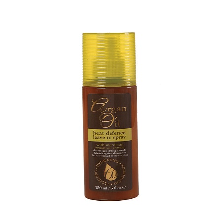 Argan Oil Heat Defence Leave-In Spray
