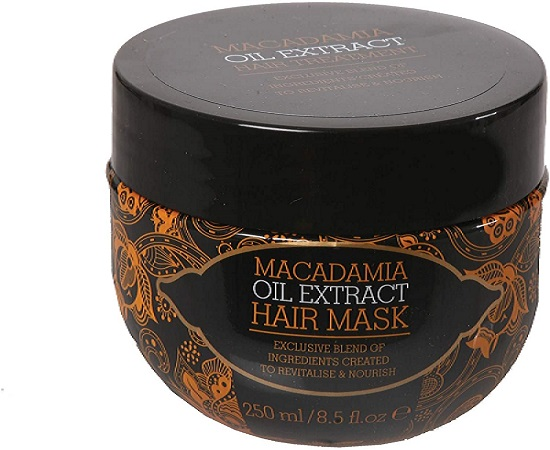 Macadamia Oil Extract Hair Treatment Mask