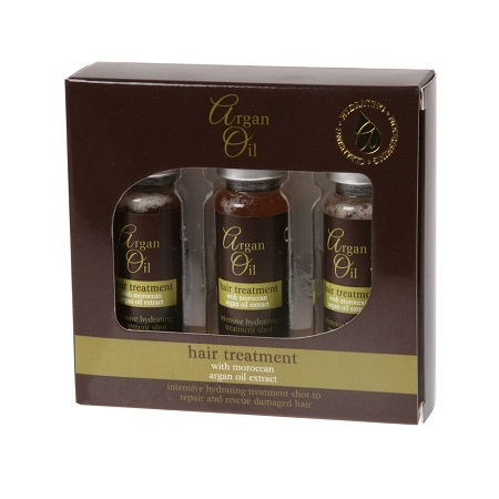 Argan Oil Hair Treatment Shots 3pcs