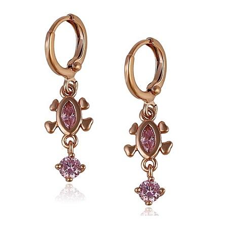 Gold Coated Earrings