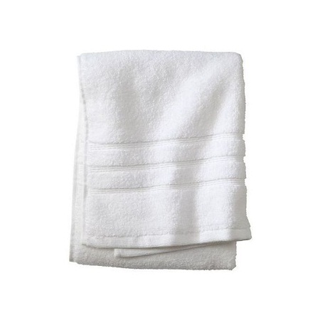 Bath Towel - 100% Premium Cotton - White