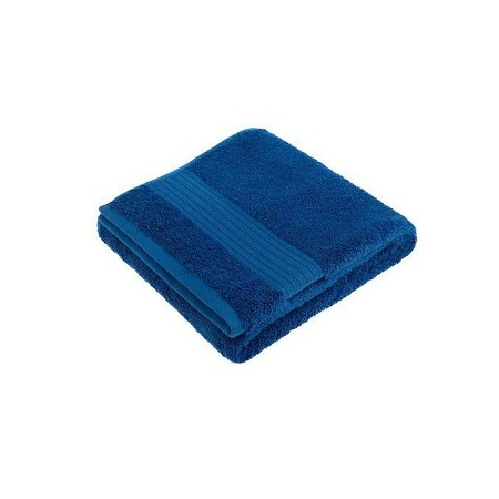 Bath Towel - 100% Premium Cotton - Blue