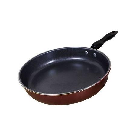 Frying Pan - 26cm - Maroon