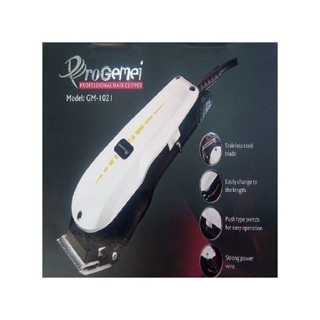 Gemei Professional Hair Clipper /Shaving Machine-Kinyozi