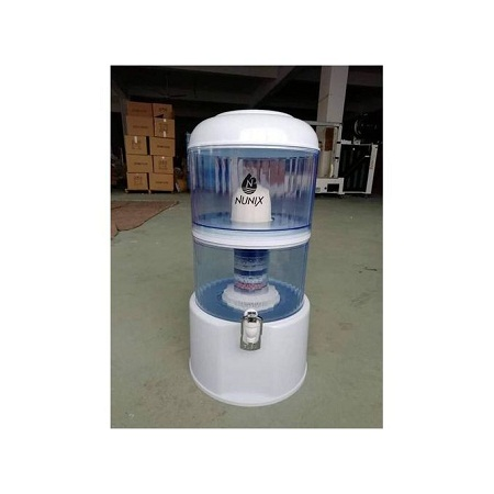 Macro Water Purifiers - 20 Litres - White