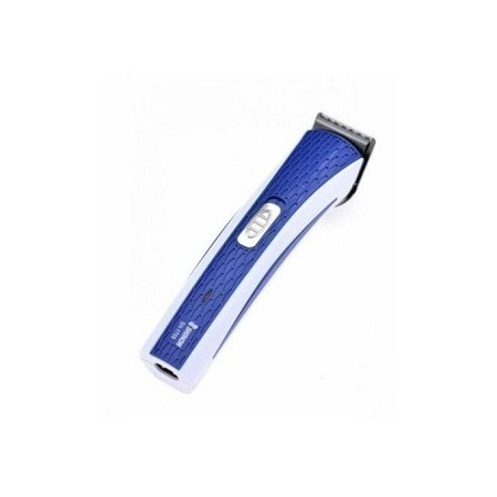 Nova New Rechargeable Hair And Beard Trimmer - White & Blue
