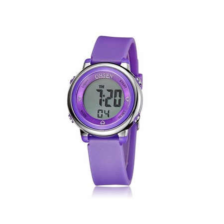 Ohsen Kids Sports Watch - Purple